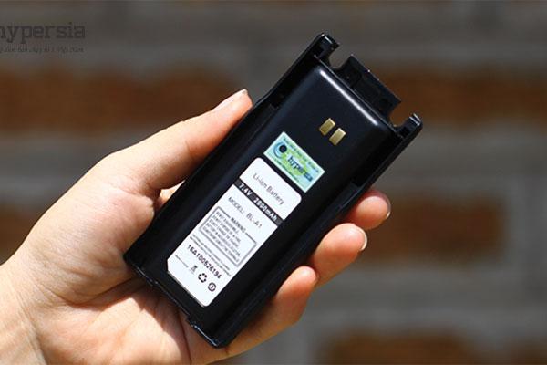 Pin Li-Ion của bộ đàm