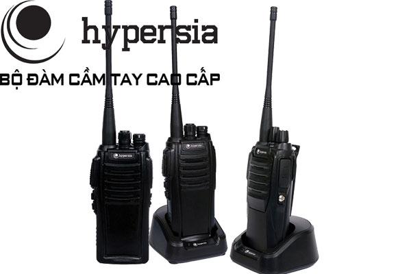 Bộ đàm cao cấp Hypersia