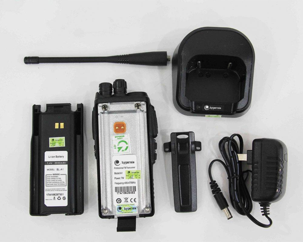 Bộ đàm Sim 3G, 4G