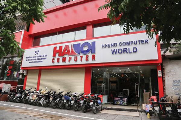 Hà Nội Computer nhà phân phối bộ đàm Hypersia tại Hà Nội