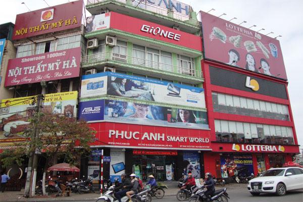 Phúc anh nhà phân phối bộ đàm Hypersia tại Hà Nội