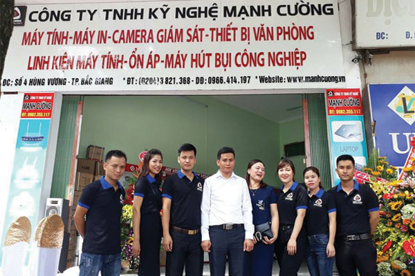Nhà phân phối bộ đàm Hypersia tại Bắc giang - Công ty mạnh cường