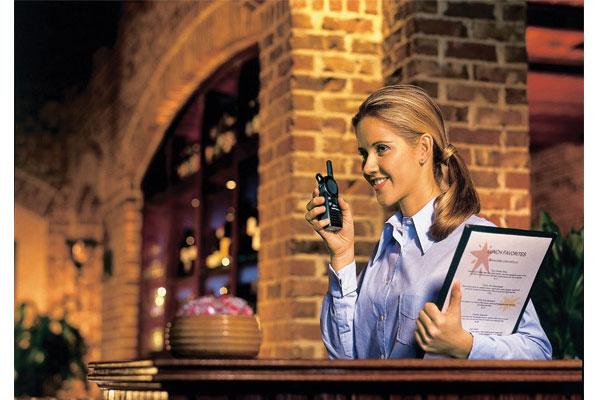 Ứng dụng trong nhà hàng