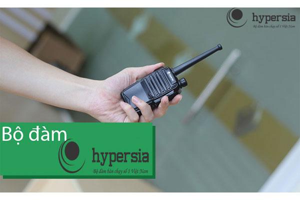 Bộ đàm Hypersia H1