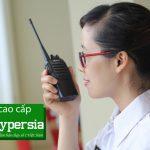 Bộ đàm xa 10KM của Hypersia Singapore