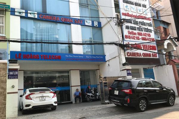 Lê Hoàng Telecom nhà phân phối Hypersia bộ đàm Hà Nội
