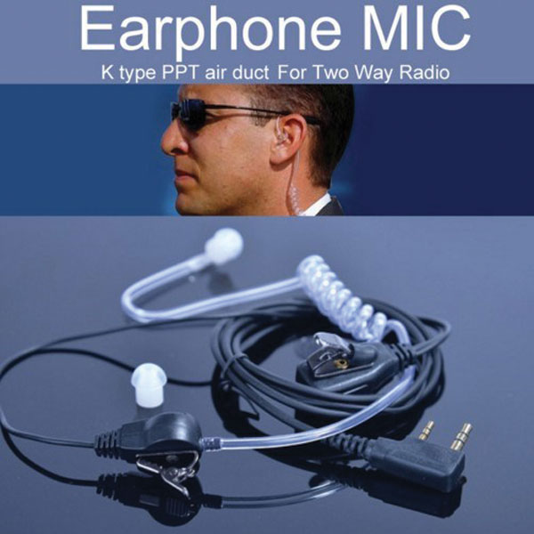 Máy đàm mini dạng tai nghe