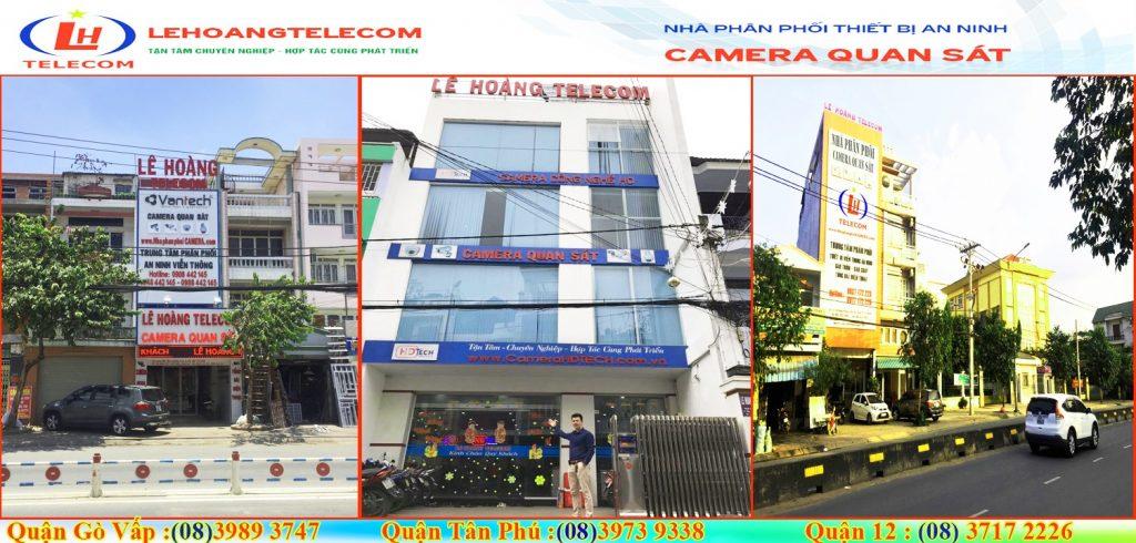 Nhà phân phối Lê Hoàng có 3 trụ sở chính tại TP HCM