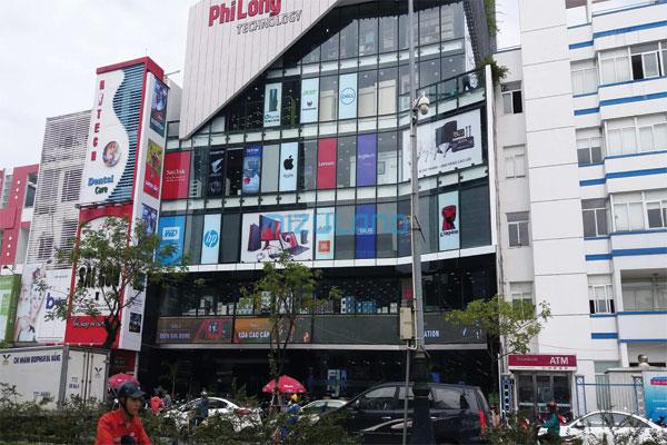 Đại lý máy bộ đàm tại Đà Nẵng Công ty TNHH Công Nghệ Phi Long