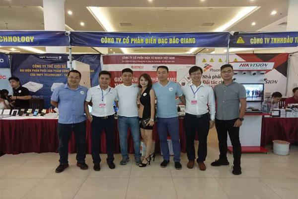 Nhà phân phối bộ đàm Hypersia Bắc Giang - Công ty cổ phần Biển Bạc Bắc Giang