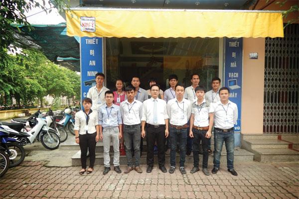 Nhà phân phối bộ đàm Hypersia Bắc Giang - Công ty TNHH dịch vụ thương mại Tường Vui