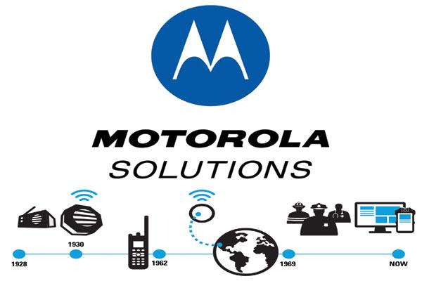 Lịch sử phát triển bộ đàm Motorola